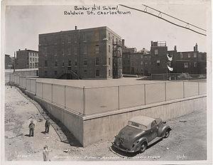 Bunker Hill School - Image: Bunker Hill School 403002021 City of Boston Archives