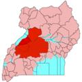 Bunyoro-Kitara map.png