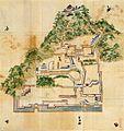 Burg Tottori Plan alt.jpg