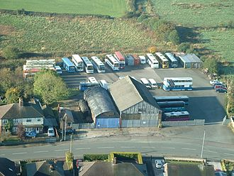 Harriseahead - Former Critchlow's Haulage Depot