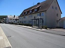 Wolfhager Straße in Bad Emstal