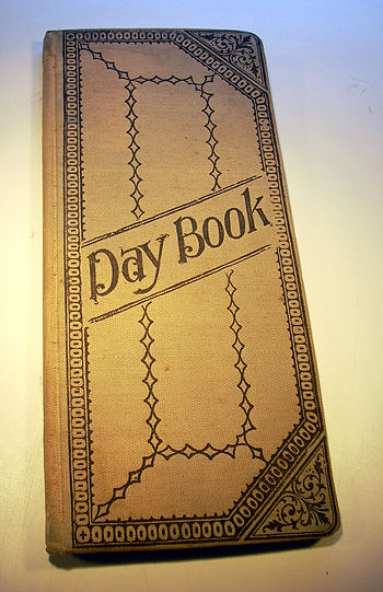 19th Century Business Day Book