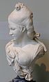 Buste de jeune femme by Auguste Rodin (musée des Beaux-Arts de Rennes, 887 126 1) profil.JPG