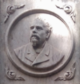 Busto de José Elias Garcia, Alto de São João 2017-08-26.png