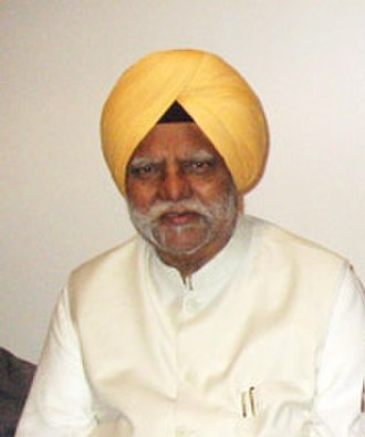 Ministry of Agriculture & Farmers Welfare - Image: Buta Singh at DJ Sheizwoods house (11) (cropped)