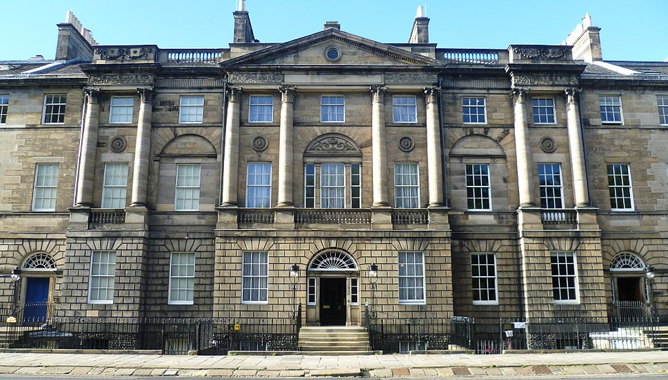 Bute House, Charlotte Square Edinburgh