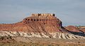 Butte on the way back to Kanab, Utah (8115182417).jpg