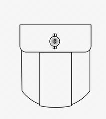 ファイル buttoned flap box pleat pocket png wikipedia