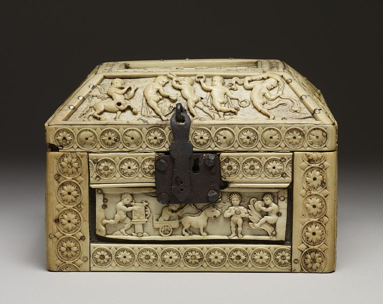 File:Byzantine - Casket with Images of Cupids - Walters 71298.jpg