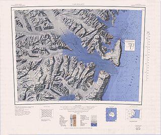 Cape Hallett Antarctic base