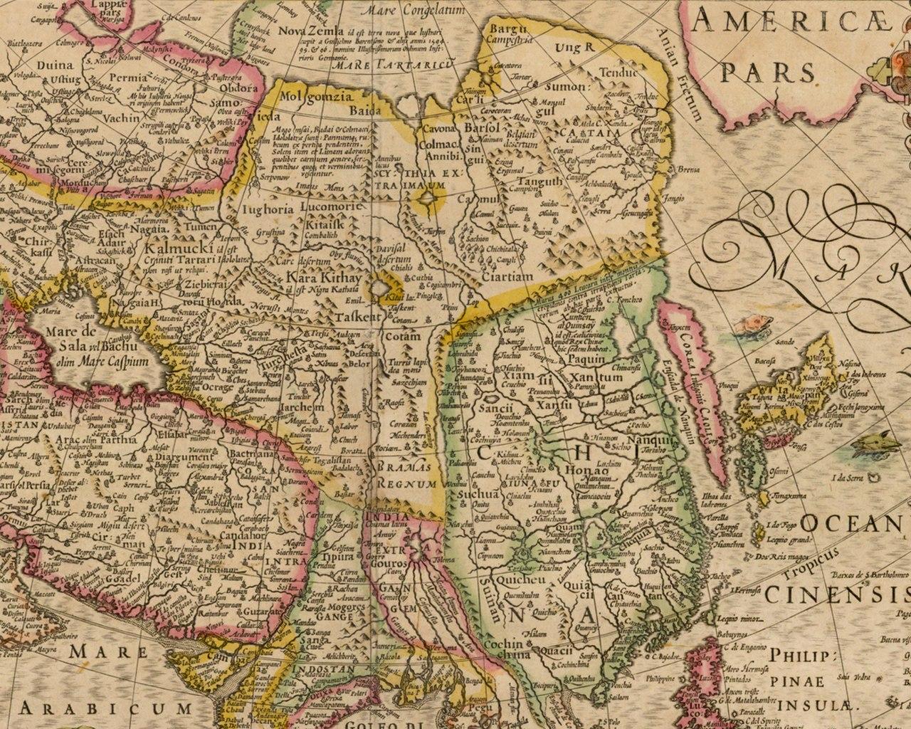 1610 error asian dynasties