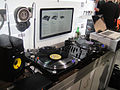 CES 2012 - turntables (6791473394).jpg