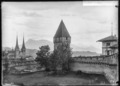 CH-NB - Luzern, Museggmauer, vue partielle - Collection Max van Berchem - EAD-6734.tif
