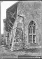 CH-NB - Romainmôtier, Abbatiale, Choeur, vue partielle extérieure - Collection Max van Berchem - EAD-7465.tif