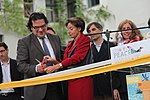 CITYarts Berlin Peace Wall ribbon cutting.jpg