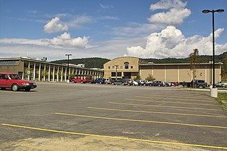 Hinesburg, Vermont - Champlain Valley Union High School