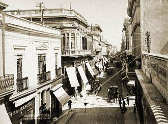 Florida Street - Florida street c. 1899