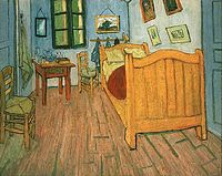 Quarto em arles wikip dia a enciclop dia livre - Camera da letto van gogh ...