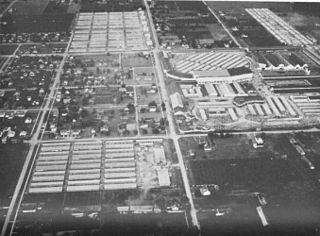 Camp Harmony Japanese-American internment camp