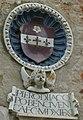 Campiglia marittima, palazzo pretorio, stemma bencivenni 1511.jpg