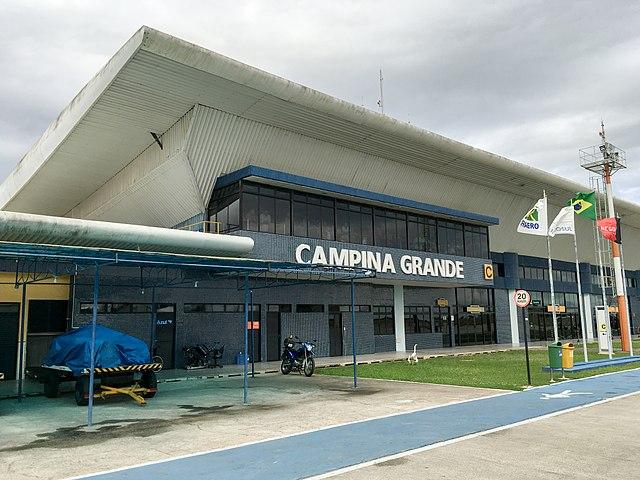 João Suassuna airport
