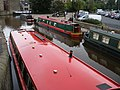 Canal boats - geograph.org.uk - 895606.jpg