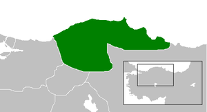 Isfendiyarids - Candaroğulları Beyliği Principality