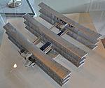 Caproni Ca.60 scale model at the Volandia aviation museum.JPG