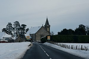 Caputh, Perth and Kinross - Caputh in the Winter