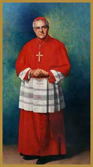 Humberto Sousa Medeiros - Image: Cardinalhm