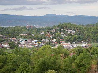Cardona, Rizal - Mountain view