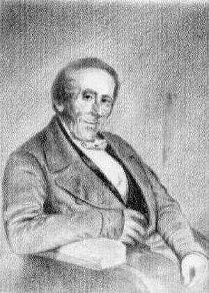 Carl Friedrich von Ledebour - Carl Friedrich von Ledebour.