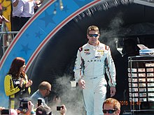 Carl Edwards at the Daytona 500.JPG