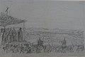 Carol Popp de Szathmari - Paradă militară în prezenţa domnitorului Carol I.jpg