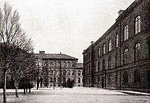 062c473b93e The Karolinska Institute's main building in 1906