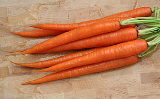 Shades of orange - Carrots