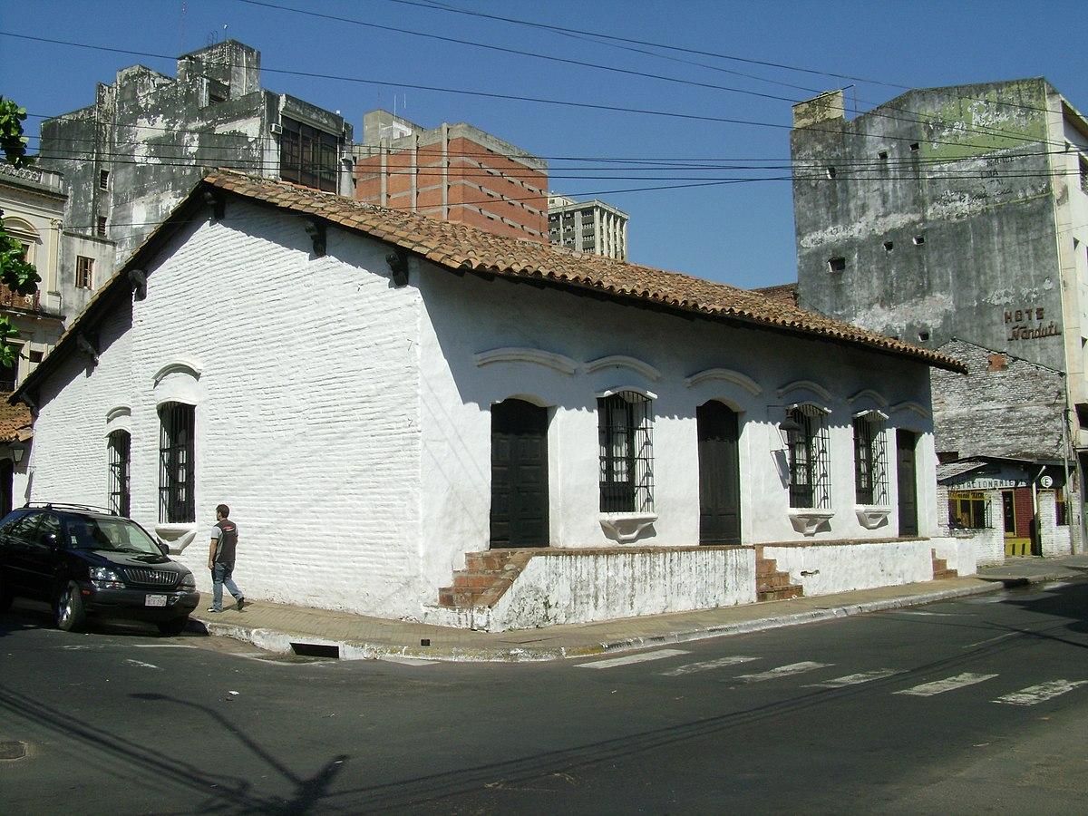 Casa de la independencia museum wikipedia - Casa en paraguay ...