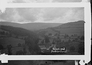 Cascob and Radnor forest
