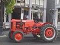 Case Tractor - Orange.JPG
