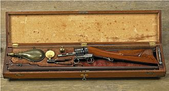 Colt Paterson - Second Model 1838 Colt Paterson rifle