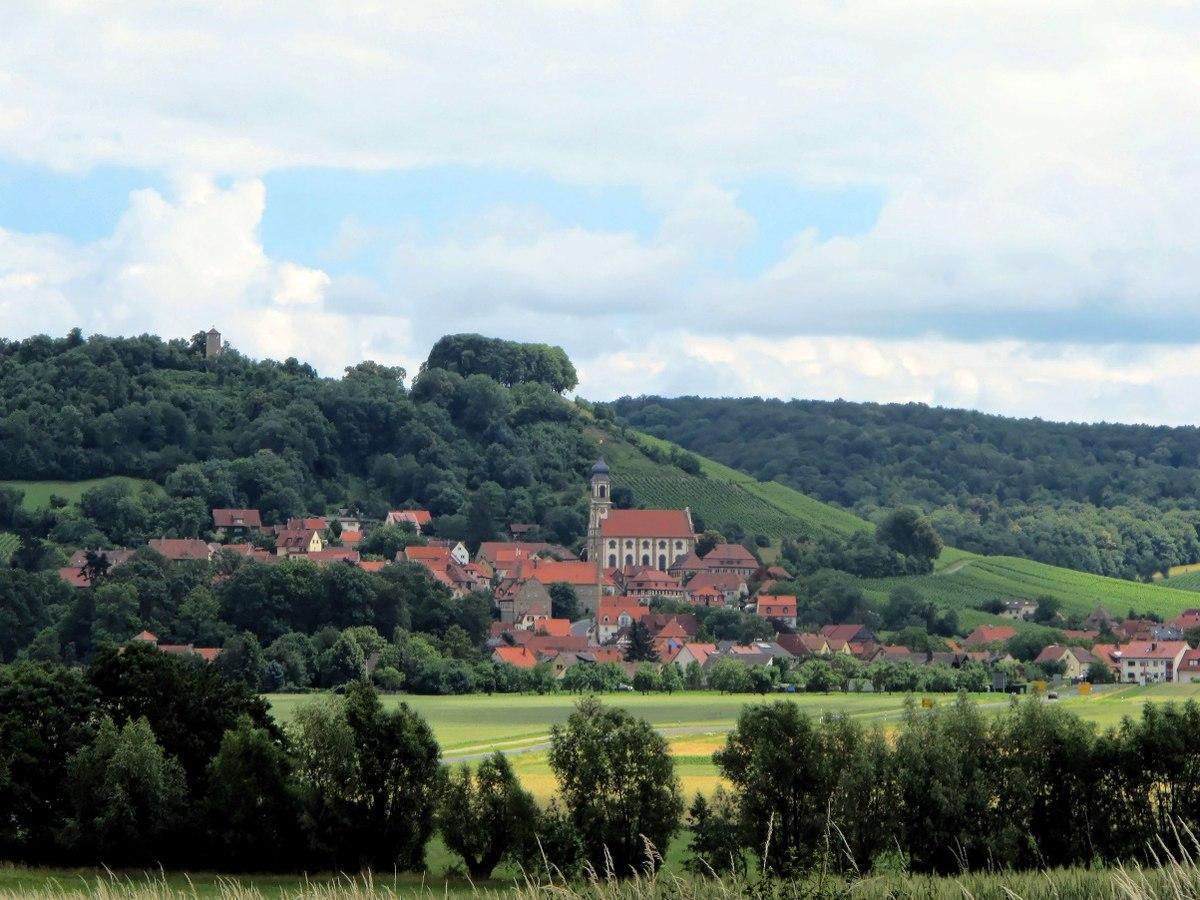 Castell, Bavaria - Wik...