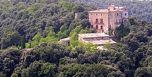 Resultado de imagen de Castillo de Savassona