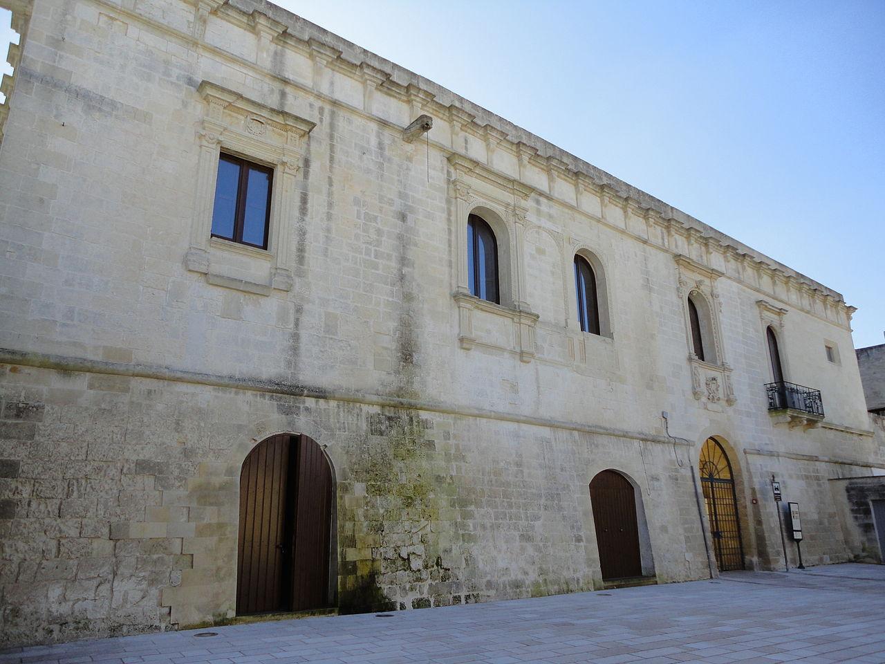 Castrignano de' Greci – Veduta