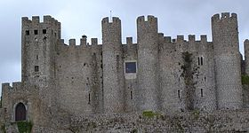 Image illustrative de l'article Château de Óbidos