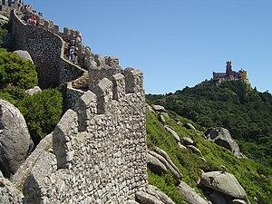 Castelo dos Mouros - Sintra ( Portugal )3