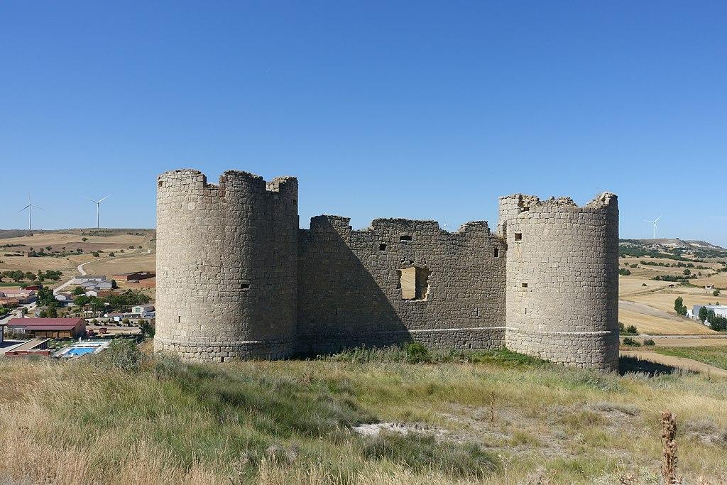 Castillo de Hornillos de Cerrato 02