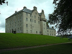 Clan Grant - Castle Grant, former seat of the chief of Clan Grant