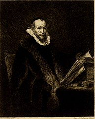 Portrait of a Scholar at his Desk (formerly called Lipsius)
