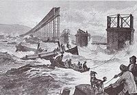 Catastrophe du pont sur le Tay - 1879 - Illustration.jpg