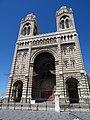Cathédrale Sainte-Marie-Majeure de Marseille. Le portail 2..JPG